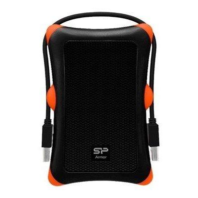 Внешний жесткий диск Silicon Power 2Tb USB 3.0 0SP020TBPHDA30S3K (SP020TBPHDA30S3K)Внешние жесткие диски Silicon Power<br>Внешний жесткий диск Silicon Power Armor A30 2.5 емкостью 2000 Gb, интерфейс подключения USB 3.0, цвет - Черный.<br>