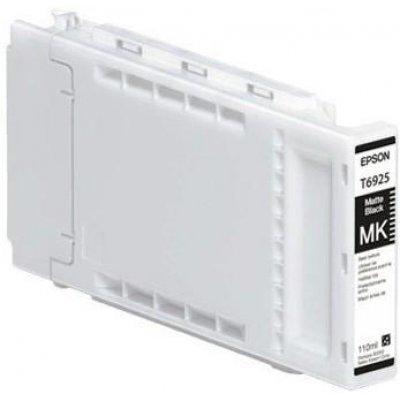 Картридж для струйных аппаратов Epson T6925 для SureColor SC-T3000/T5000/T7000 (Matte Black) 110ml (C13T692500)Картриджи для струйных аппаратов Epson<br>Epson C13T692500 - необходимый расходный материал для вашей оргтехники. Он восстановит высокое качество печати и прослужит вам максимально долго. Советуем приобрести сразу несколько картриджей, чтобы не тратить время в будущем на повторный заказ и ожидание товара, когда ресурс предыдущей покупки под ...<br>