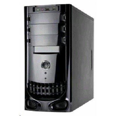 Корпус системного блока INWIN BW139 500W Black (6100783)Корпуса системного блока INWIN<br>компьютерный корпус Midi-Tower<br>    блок питания 500 Вт<br>    форм-фактор ATX, mATX<br>    спереди: USB x2, наушн., микр.<br>    габариты: 190x415x445 мм<br>
