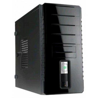 Корпус системного блока INWIN EC030 450W Black (6101063)Корпуса системного блока INWIN<br>Black 450W USB+Audio ATX<br>