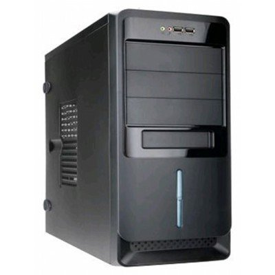 Корпус системного блока INWIN EC027 450W Black (6101061) компьютерный корпус inwin in win ec027 450w black черный
