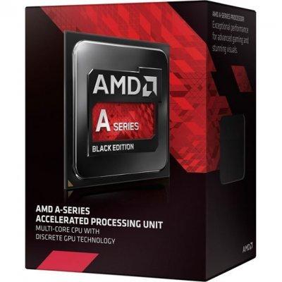 Процессор AMD A10-7700K Kaveri (FM2+, L2 4096Kb) (AD770KXBI44JA)Процессоры AMD <br>4-ядерный процессор, Socket FM2+ частота 3400 МГц объем кэша L2: 4096 Кб ядро Kaveri техпроцесс 28 нм интегрированное графическое ядро встроенный контроллер памяти<br>