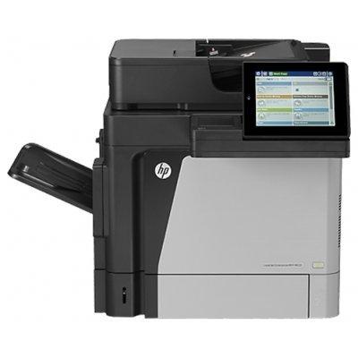 Монохромный лазерный МФУ HP LaserJet Enterprise M630dn (B3G84A) (B3G84A) принтер лазерный hp color laserjet enterprise m552dn