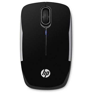 все цены на  Мышь HP Mouse Wireless Z3200 (Black) беспроводная (J0E44AA)  онлайн