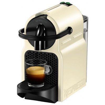 Кофемашина Delonghi EN 80.CW кремовый (EN 80.CW)Кофемашины Delonghi<br>капсульная автоматическая для кофе в капсулах капсулы Nespresso регулировка порции воды настройка времени старта отключение при неиспользовании корпус из пластика<br>