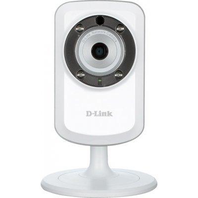 Камера видеонаблюдения D-Link DCS-933L (DCS-933L/A1A)Камеры видеонаблюдения D-Link<br>Модель D-Link DCS-933L представляет собой беспроводную цифровую камеру для видеонаблюдения с Wi-Fi, инфракрасной подсветкой и поддержкой облачного сервиса mydlink. Данная камера является универсальным решением для дома и офиса, поскольку поддерживает установку как в самом помещении, так и на улице.  ...<br>