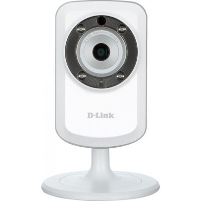 Камера видеонаблюдения D-Link DCS-933L (DCS-933L/A1A) сетевая ip камера d link dcs 933l белый