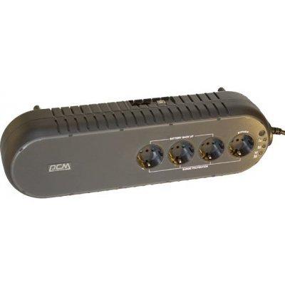 где купить Источник бесперебойного питания Powercom WOW-1000 U (WOW-1K0A-6GG-2440) дешево
