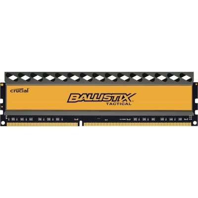 Модуль оперативной памяти ПК Crucial BLT4G3D1608DT1TX0CEU (BLT4G3D1608DT1TX0CEU)Модули оперативной памяти ПК Crucial<br>Память DDR3 4Gb (pc-12800) 1600MHz Crucial, Ballistix Tactical CL8 &amp;lt;Retail&amp;gt; (BLT4G3D1608DT1TX0CEU)<br>