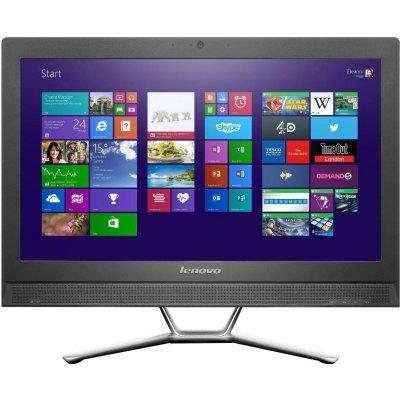 Моноблок Lenovo IdeaCentre C360 (57330776) (57330776)Моноблоки Lenovo<br>Моноблок Lenovo IdeaCentre C360 57330776 предназначен для замены как офисного так и домашнего ПК. Он обладает 19.5-дюймовым экраном, производительным двухъядерным процессором от Intel и объемным жестким диском. Дискретная графическая карта позволит просматривать видео высокого качества.<br>