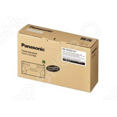 Тонер-картридж для лазерных аппаратов Panasonic KX-FAT421 черный (2000стр.) KX-MB2230/2270/2510/2540 (KX-FAT421A7)