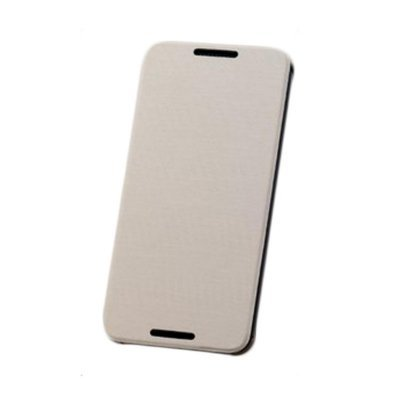 Чехол для смартфона HTC для Desire 610 Flip Case (HC V960), белый (99H11463-00)