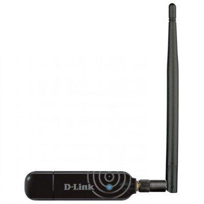 Сетевая карта внешняя D-Link DWA-137/A1A (DWA-137/A1A)Сетевые карты внешние D-Link<br>беспроводной USB wf<br>