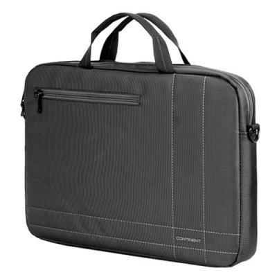 "Сумка для ноутбука Continent 15,6"" CC-100 BK (BLACK) (CON-CC100/BLACK)"