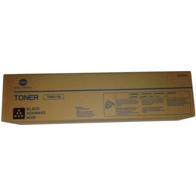 Тонер для лазерных аппаратов Konica Minolta TN-611K черный (A070150) картридж konica minolta tn 116 для bizhub 164 165 185 черный