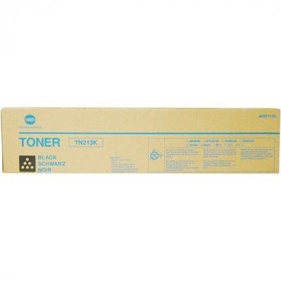 Тонер для лазерных аппаратов Konica Minolta TN-213K черный (A0D7152) (A0D7152) картридж konica minolta tn 116 для bizhub 164 165 185 черный