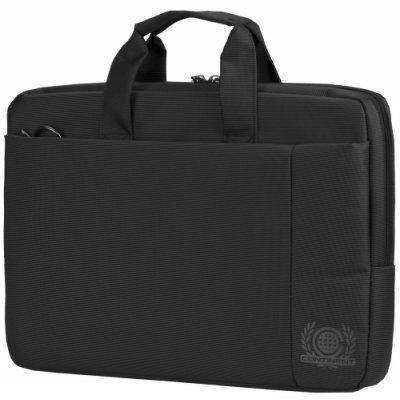 "Сумка для ноутбука Continent 15,6"" CC-215 BK  Black (CON-CC215/BLACK)"