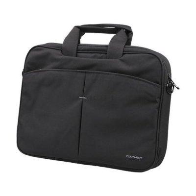 Сумка для ноутбука Continent 15,6 CC-012 Black (CON-CC012/BLACK) сумка для ноутбука vivanco 31070 15 6 black