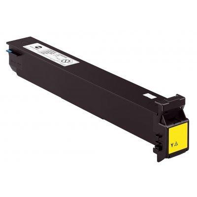 Тонер-картридж для лазерных аппаратов Konica Minolta mc8650DN желтый (A0D7253) (A0D7253)Тонер-картриджи для лазерных аппаратов Konica Minolta<br>Тонер Konica-Minolta mc8650DN Желтый (Yellow) для Konica-Minolta MagiColor mc8600, стандартный ресурс - 17000 стр.<br>