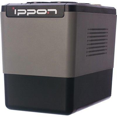Источник бесперебойного питания Ippon Back Verso 400 (9400-3337-02)Источники бесперебойного питания Ippon<br>Источник бесперебойного питания Ippon Back Verso 400 - прекрасное решение для домашнего использования и офисных нужд. Данная модель позволяет подключать до шести устройств одновременно: 4 евро-розетки черного цвета обладают батарейной поддержкой и ещё 2 дополнительные белые розетки ограничены функци ...<br>