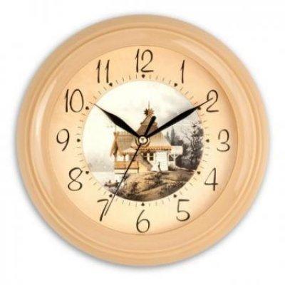 Часы настенные Вега Дом П 6-14-9 (П 6-14-9)Часы настенные Вега <br><br>