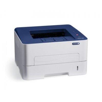 Ч/б лазерный принтер Xerox Phaser 3052NI (3052V_NI)Монохромные лазерные принтеры Xerox<br>26 стр/мин, А4, предел.нагрузка до 30000 стр/мес, 64 MB, 360МГц, PCL5e/6, PS3, USB, лоток - 250 листов, обходной лоток на 1 лист.<br>