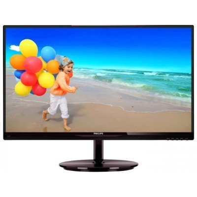 Монитор Philips 21.5 224E5QHSB/00(01) Black-Cherry (224E5QHSB/00(01)) prolife для explay flame