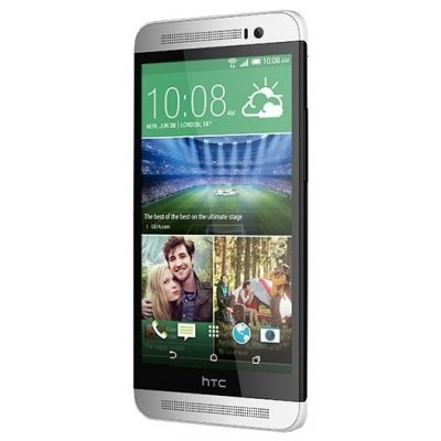 Фото Смартфон HTC One E8 16 Gb серебристый