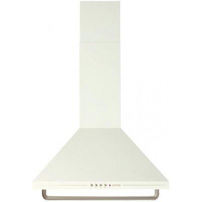 Вытяжка Gorenje DK63CLI (DK63CLI)Вытяжки Gorenje<br>каминная вытяжка<br>    монтируется к стене<br>    отвод / циркуляция<br>    для стандартных кухонь<br>    ширина для установки 60 см<br>    мощность 290 Вт<br>    механическое управление<br>
