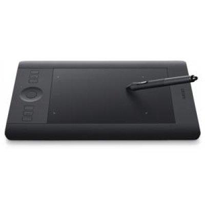 Графический планшет Wacom Intuos Pro PTH-451-RUPL черный USB (PTH-451-RUPL) цена