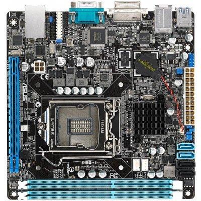 Материнская плата ПК ASUS P9D-I (1150) (90SB03I0-M0UAY5)Материнские платы ПК ASUS<br>(Socket 1150, intel C222, 2xDDR3, DVI, PCI-e x16, 8-ch Audio, 2 Gb LAN,SATAIII RAID, USB3.0) ATX<br>