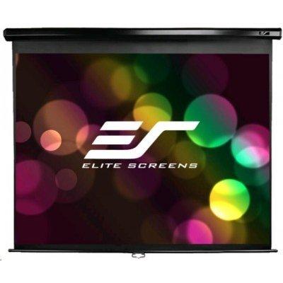 Проекционный экран Elite Screens  M150UWH2 (M150UWH2)Проекционные экраны Elite Screens<br>187х332см M150UWH2 16:9 настенный ручной MW черн. корпус<br>