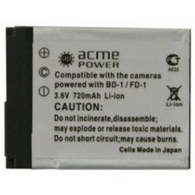 Аккумулятор ACME POWER AP-BD-1 для SONY (AP-BD-1)