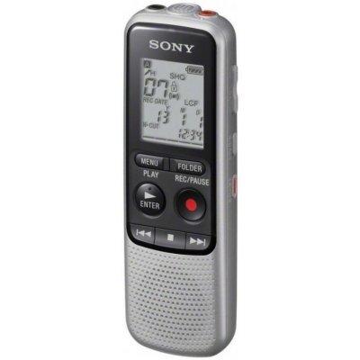 Цифровой диктофон Sony ICDBX140.CE7 (ICDBX140.CE7) цифровой диктофон digital boy 8gb usb ur08