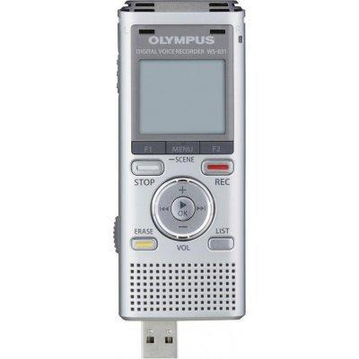 Цифровой диктофон Olympus WS-831 2Gb Silver (WS-831)