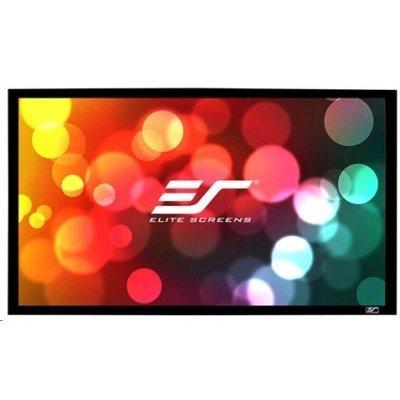 Проекционный экран Elite Screens ER100WH1 (ER100WH1)Проекционные экраны Elite Screens<br>Тип установки<br>Экран на раме<br>Брэнд<br>ELITE SCREENS<br>Размеры экрана<br>124х221см<br>Модель<br>ER100WH1<br>