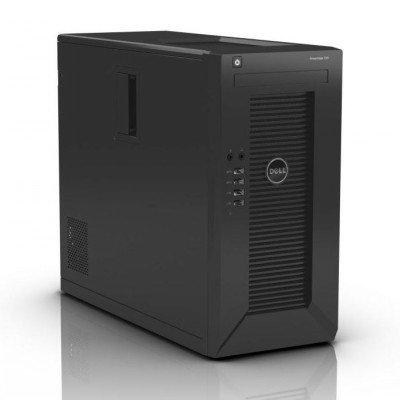 Сервер Dell PowerEdge T20 (210-ABVC-1) (210-ABVC-1)Серверы Dell<br>Intel Xeon E3-1225V3 3.2GHz 8MB 4Gb 1RLV UD SATA 1Tb NBD1Y<br>