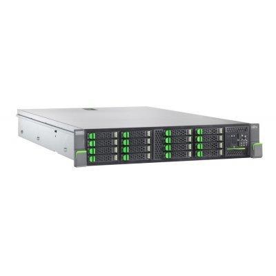 Сервер Fujitsu PRIMERGY RX2520 M1 (VFY:R2521SC020IN) (VFY:R2521SC020IN)Серверы Fujitsu<br>Rack 1U 1xE5-2420v2 1x8Gb 1x450W RAID 5/6<br>