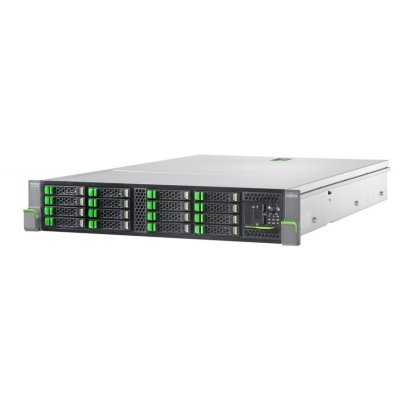 Сервер Fujitsu PRIMERGY RX300S8 (VFY:R3008SC010IN) (VFY:R3008SC010IN)Серверы Fujitsu<br>Intel Xeon E5-2609v2 8Gb 1R 1.6 2.5 max8 DVD-RW RAID 6G 0/1 RMK F1 S7 LV 2U<br>
