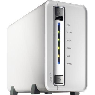 Сетевой накопитель NAS Qnap TS-212P (TS-212P)Сетевые накопители NAS Qnap<br>QNAP TS-212P - это сетевое хранилище, предназначенное для хранения, резервного копирования и удаленного доступа к данным, а также для домашних развлекательных услуг. Располагая собственной облачной инфраструктурой, вы всегда будете иметь доступ к собственным файлам, и они всегда будут у вас под конт ...<br>