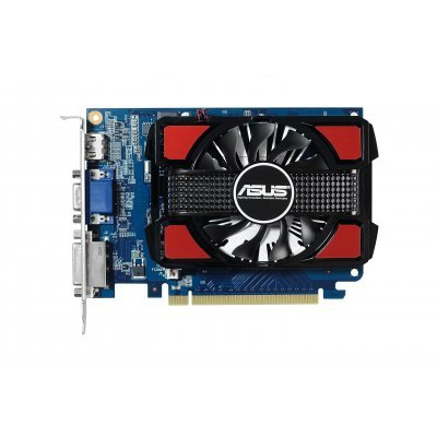 Видеокарта ПК ASUS GT730-2GD3 (GT730-2GD3)Видеокарты ПК ASUS<br>(VGA,DVI,HDMI,2G DDR3)<br>