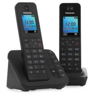 Радиотелефон Panasonic KX-TGH222RUB (KX-TGH222RUB)Радиотелефоны Panasonic<br>Простой и надежный в работе беспроводной телефон для повседневного использования.<br>