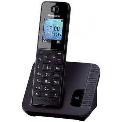 Радиотелефон Panasonic KX-TGH212RUB (KX-TGH212RUB) радиотелефон dect panasonic kx tgh212rub дополнительная трубка kx tgha20 черный