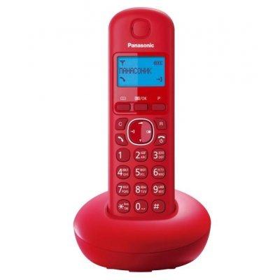 Радиотелефон Panasonic KX-TGB210RUR (KX-TGB210RUR) kx dt333ru в спб