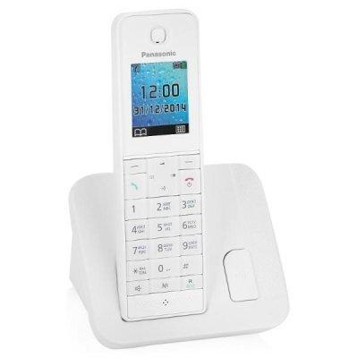 Радиотелефон Panasonic KX-TGH210RUW (KX-TGH210RUW)