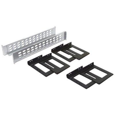 Комплект для монтажа в стойку APC Smart-UPS SRT 19 SRTRK2 (SRTRK2)Комплекты для монтажа в стойку APC<br>Rail Kit for Smart-UPS SRT 5/6/8/10kVA<br>