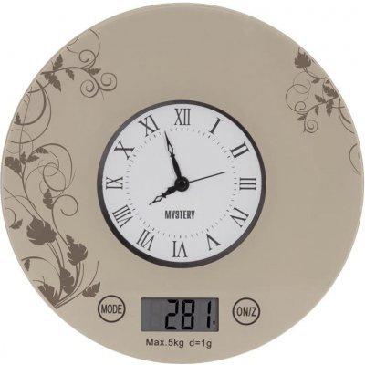 Весы кухонные Mystery MES-1818 (MES-1818)Весы кухонные Mystery<br>Кухонные весы Mystery MES-1818 будут отличным помощником на любой кухне. Они имеют высокую точность измерений равную 1 г. Платформа выполнена из высокопрочного стекла.<br>