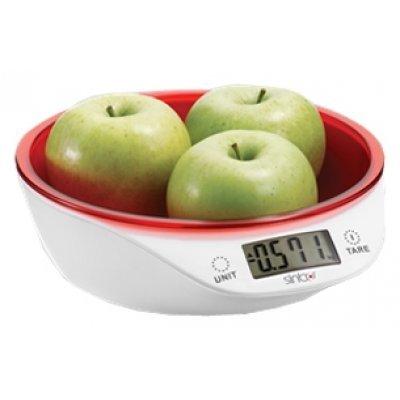 Весы кухонные Sinbo SKS 4521 красный (SKS 4521 красный)