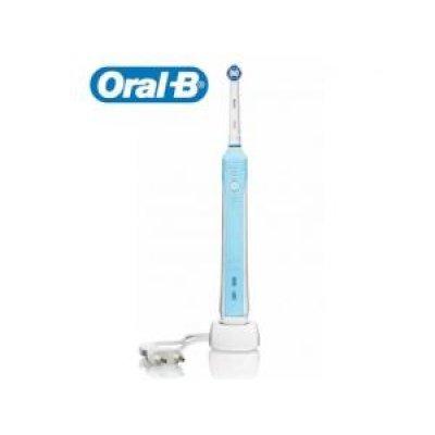 Зубная щетка электрическая Braun Oral-B Professional Care 500/D16.513-U голубой (81317992) цена 2017