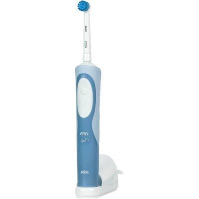 Зубная щетка электрическая Braun Oral-B D12.513S белый Vitality Sensitive Clean (84855525 / VITALITY (Ак.зщ.кор))